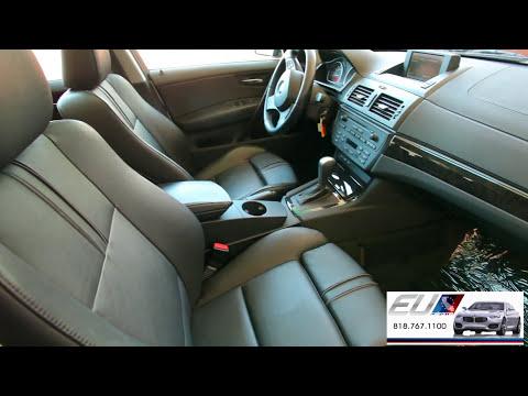 2007 BMW X3 3.0si PREMIUM ///M-SPORT NAV BLUETOOTH AUX/iPOD 19