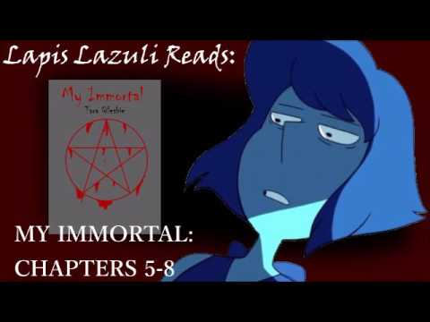 Lapis Reads My Immortal [Chapters 5-8]