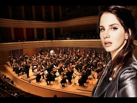 Lana Del Rey - Young and Beautiful Symphonic Orchestra Cover