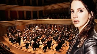 download lagu Lana Del Rey - Young And Beautiful Symphonic Orchestra gratis