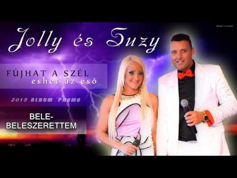 JOLLY ÉS SUZY - Fújhat A Szél, Eshet Az Eső (ALBUM PROMO 2015)