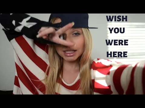 Alli Simpson - Wish U Were Here Music Videos