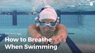 How to Breathe When Swimming | Fear of Water