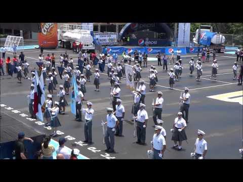 PRESENTACIÓN DEL COLEGIO DE LA SALLE EN EL DÍA FAMILIAR   PANAMÁ 2015