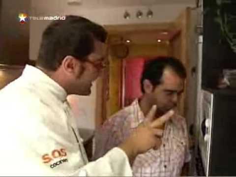 Sos Cocinero: Sergio prepara unas tapas espectaculares para sorprender a los amigos