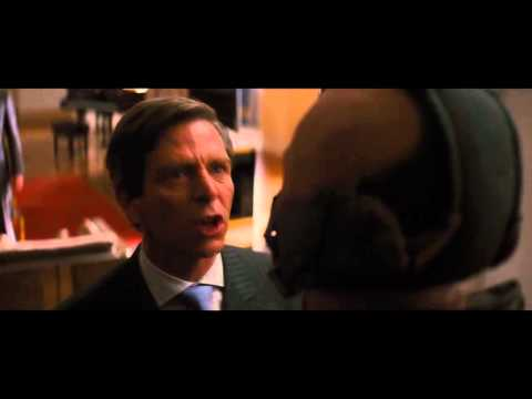 The Dark Knight Rises - Bane Intimidates Daggett (HD)