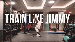 I swear my trainer just makes stuff up |  How to train like Jimmy Butler Ep 1.