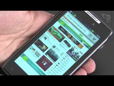 Análise de Produto - Motorola Razr - Tecmundo
