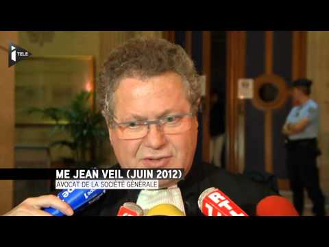 Le sort de Jérôme Kerviel entre les mains des magistrats - Le 19/03/2014 à 7:15