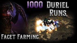 1000 Duriel Runs!! - Am I crazy!?  Diablo 2