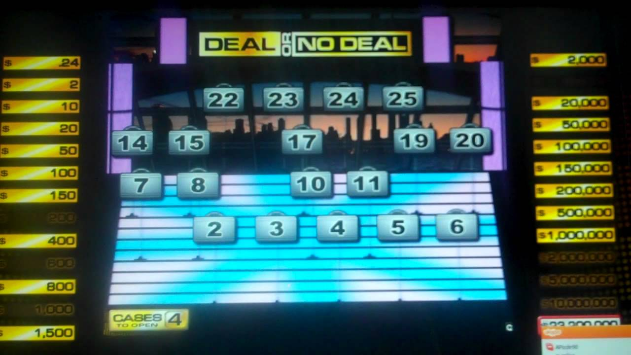 Deal or No Deal Interactive
