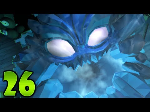 Luigi's Mansion: Dark Moon - Part 26 - Secret Mine D-Boss Chilly Ride