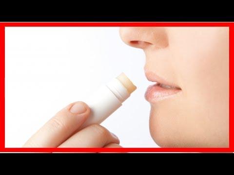 Krebsauslösend: In vielen Lippenpflegestiften sind krebserregende Stoffe enthalten