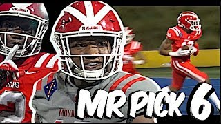 Elias Ricks '20 | 🔥MR PICK 6 | #1 Team in the Nation Mater Dei (CA) ULTIMATE HIGHLIGHTS