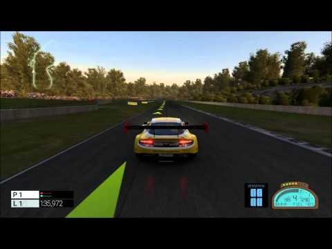 Project Cars Aston Martin V12 Vantage GT3 Road America