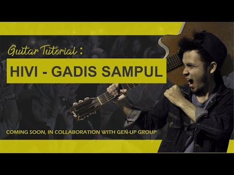 HIVI - Gadis Sampul (Chord Tutorial)