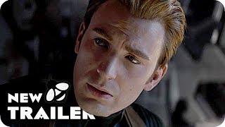 AVENGERS 4: ENDGAME Trailer (2019) Infinity War 2