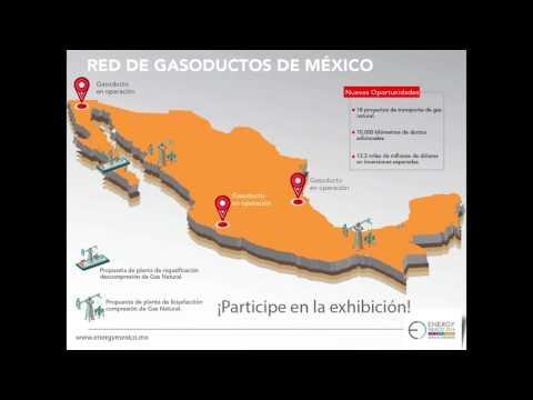 Red de Gasoductos de México