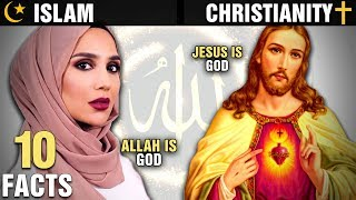 The Differences Between ISLAM and CHRISTIANITY