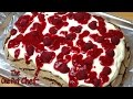 Chocolate Raspberry Pavlova | One Pot Chef