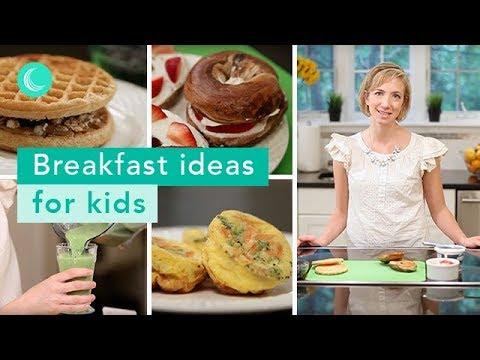 Back to School: Kids Breakfast Ideas