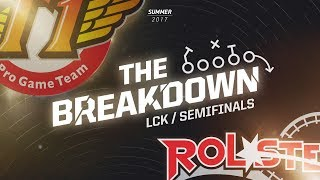 The Breakdown with Zirene: An SKT jungling masterclass (LCK Summer Playoffs)