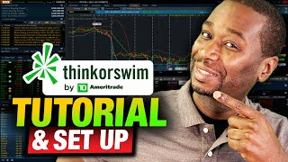 How To Use TD Ameritrade ThinkorSwim Platform in 2019 | Tutorial & Set Up