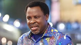 SCOAN 21/05/17: TB Joshua Message - Live Sunday Service with TB Joshua (Part 1/4)