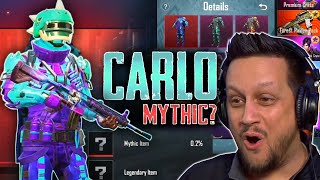 1 IN 500 CHANCE... CAN WE OPEN MYTHIC CARLO?