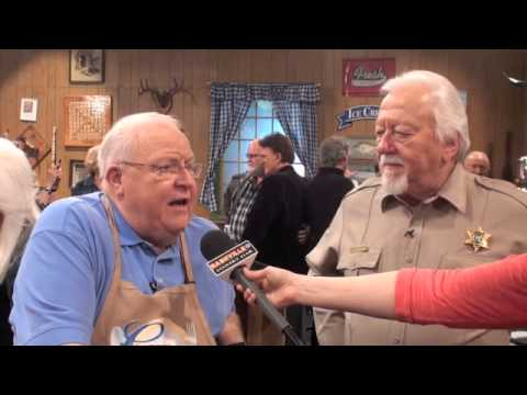 Larry's Country Diner TV Show Taping with T.G. Sheppard