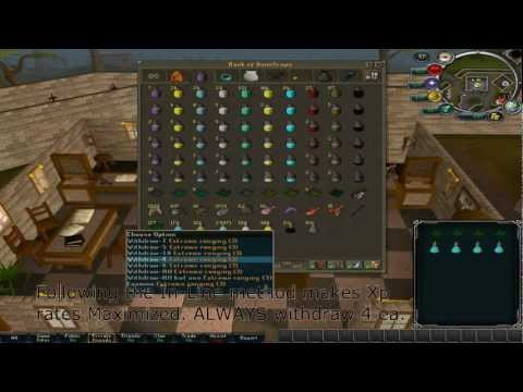[HD] RuneScape – Ultimate 1-99 Herblore Guide | 960k Xp/hr | UPDATED PRICES