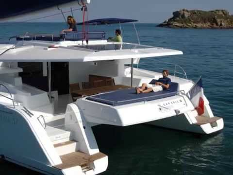 Fountaine Pajot - Sanya 57 Presentation