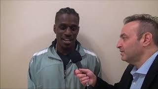 Ronald Ellis talks Junior Younan fight
