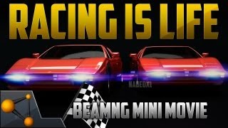 BeamNG - Racing is life [HD]
