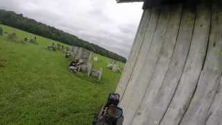 GoPro paintball magfed sniper cam