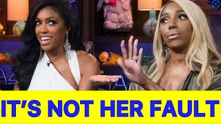 RHOA NEWS! Nene Leakes Says She Is Not Responsible For Her Action's Towards Cast Mates On #RHOA
