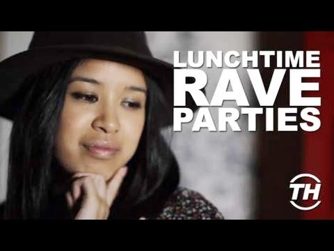 Lunchtime Rave Parties - Armida Ascano Reveals How Europeans are Dancing to a New Beat