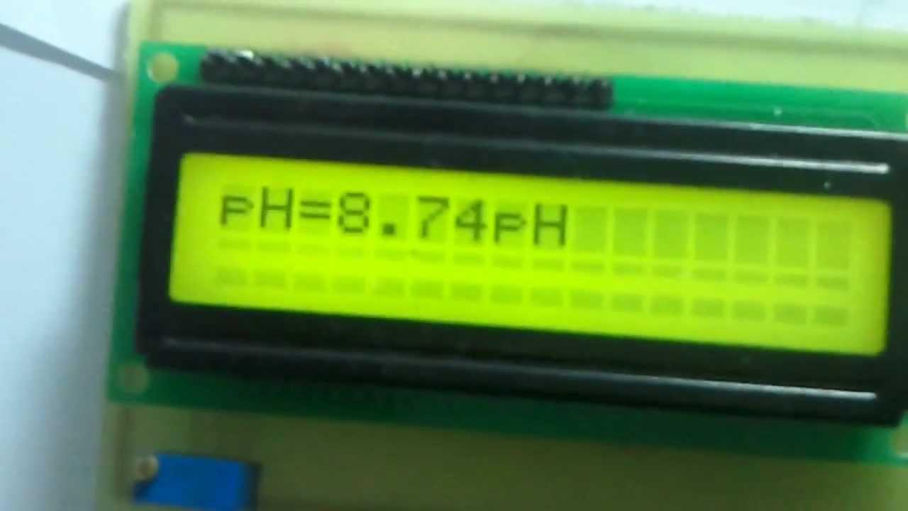 PH Meter Using Ardiuno Uno