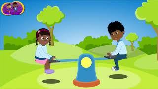 Addis ababa - አዲስ አበባ - Amharic kids songs - Ethiopian kids song