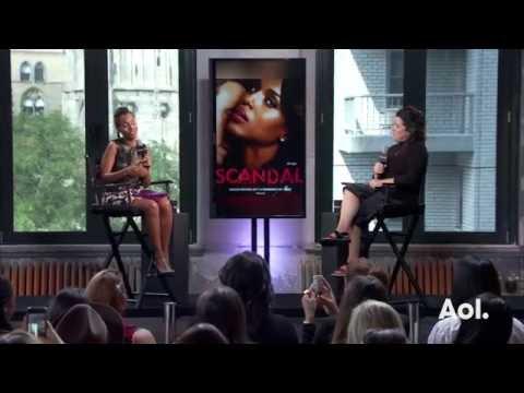 "Kerry Washington on ""Scandal,"" ""Olitz"" and ""Purple Purse""   AOL BUILD"