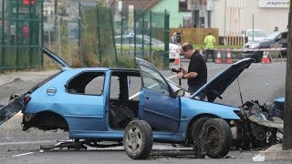 FUNNY CAR FAIL Compilation ★ Best Car Fails Crash Videos ❌ ZEZ