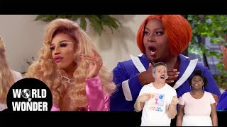 "SPOILER ALERT! RuPaul's Drag Race All Stars 4 Extra Lap Recap ""Sex and the Kitty Girl"""
