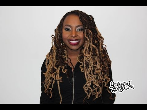 Ledisi Interview - New Album, Pouring Her All Into Music, Epic Black Girls Rock Performance video
