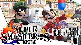 Super Smash Bros Retrospective - Let's Play Project M - Part 1
