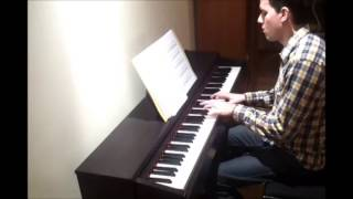 Snow Patrol -Chasing Cars piano cover