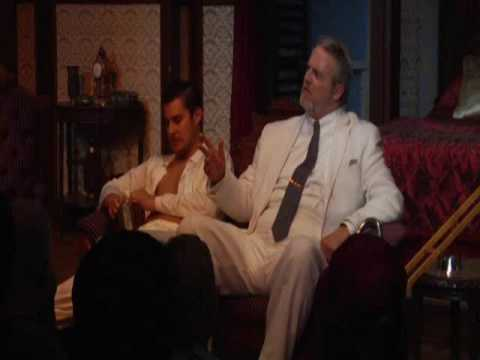 Cat On A Hot Tin Roof - Act 2 - Big Daddy Shooting the Breeze with Brick