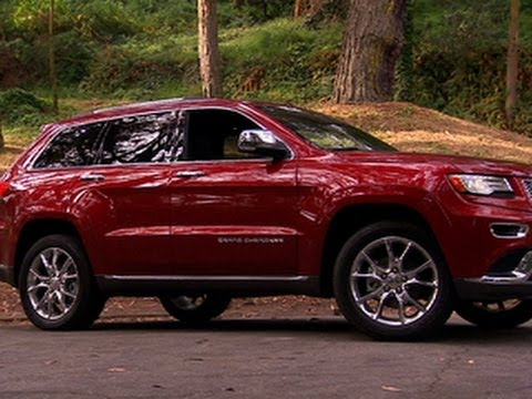 Car Tech - 2014 Jeep Grand Cherokee