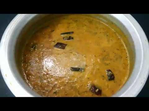 Chinta chiguru pappu (village style) // chintaku pappu recipe in telugu // tamarind leaves dal