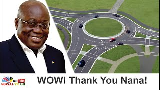 WoW! Dualization of Major roads in Ghana to be kicked off
