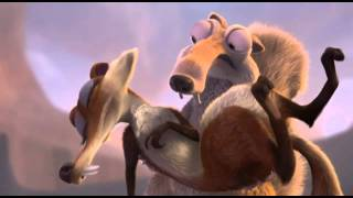 Best of Ice Age 3: Dawn of the Dinosaurs - Scrat Mashup - Part 2 [HD]